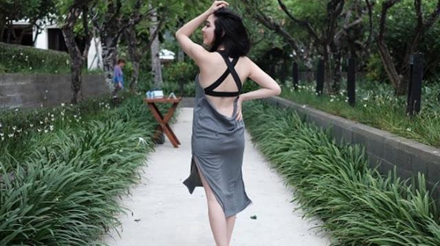 Gisele Foto Dan Pamer Tubuh Bagian Ini, Netizen Doakan Gisele Segera Tobat