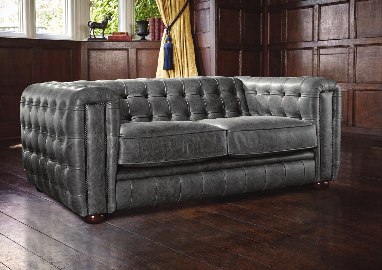 Vivre shabby chic the english chesterfield co gli originali divani inglesi - Devo buttare un divano ...