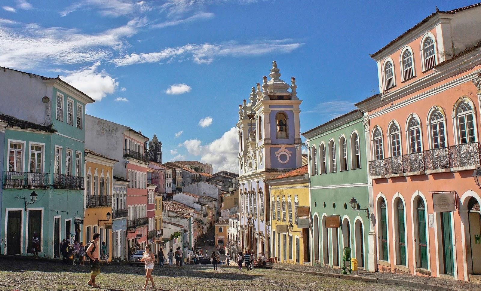 Salvador Brasilien