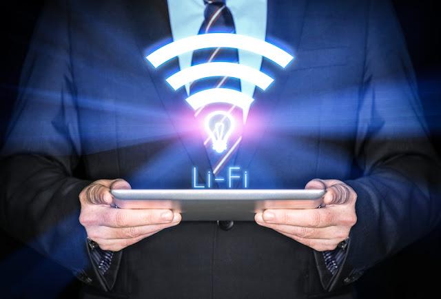 Jaringan Li-Fi yang 100 Kali Lebih Cepat dari Wi-Fi