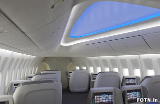 Wallpapers First Look Inside The Boeing 747 8 Airplane