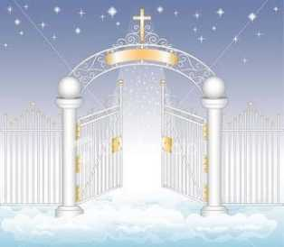 THE GATE OF THE KINGDOM OF HEAVEN