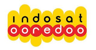 Cara Paket Internet Murah Indosat OOREDOO - Logos of Indosat ooredoo