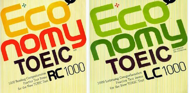 Trọn bộ ECONOMY TOEIC 1000 (CUỐN 1-5) - Tài liệu luyện thi TOEIC phổ biến nhất hiện nay