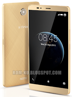Firmware Infinix X600 Hot Note 2 Tested (Flash File)