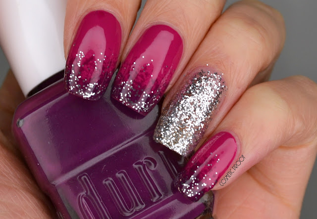 Duri Cosmetics Glitter Nail Art