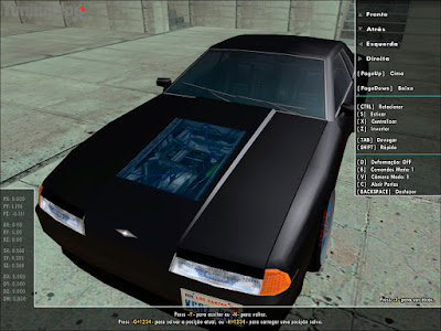 gta sa elegy car tuning mod transparent hood