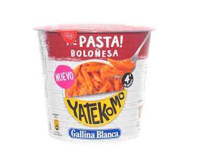 Yatekomo Kepasta Boloñesa