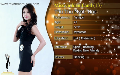 Thu Thu Myat Noe