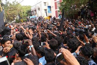 Tamil Actor Simbu (Silambarasan) Press Meet on Jallikattu Issue  0009.JPG