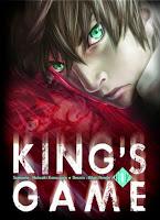Resultado de imagen para kings game manga