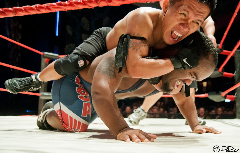 Midget Wrestle 62