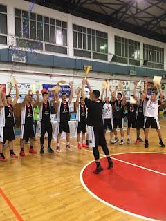 Πρωταθλητής Εφήβων ΕΚΑΣΚΕΜ για τέταρτη συνεχόμενη χρονιά ο Πιερικός Αρχέλαος