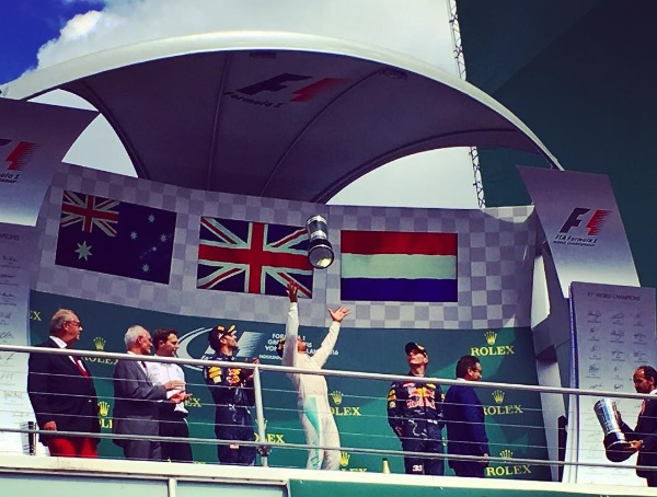 Gran Premio Alemania 2016