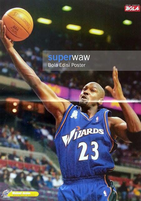 Poster Michael Jordan