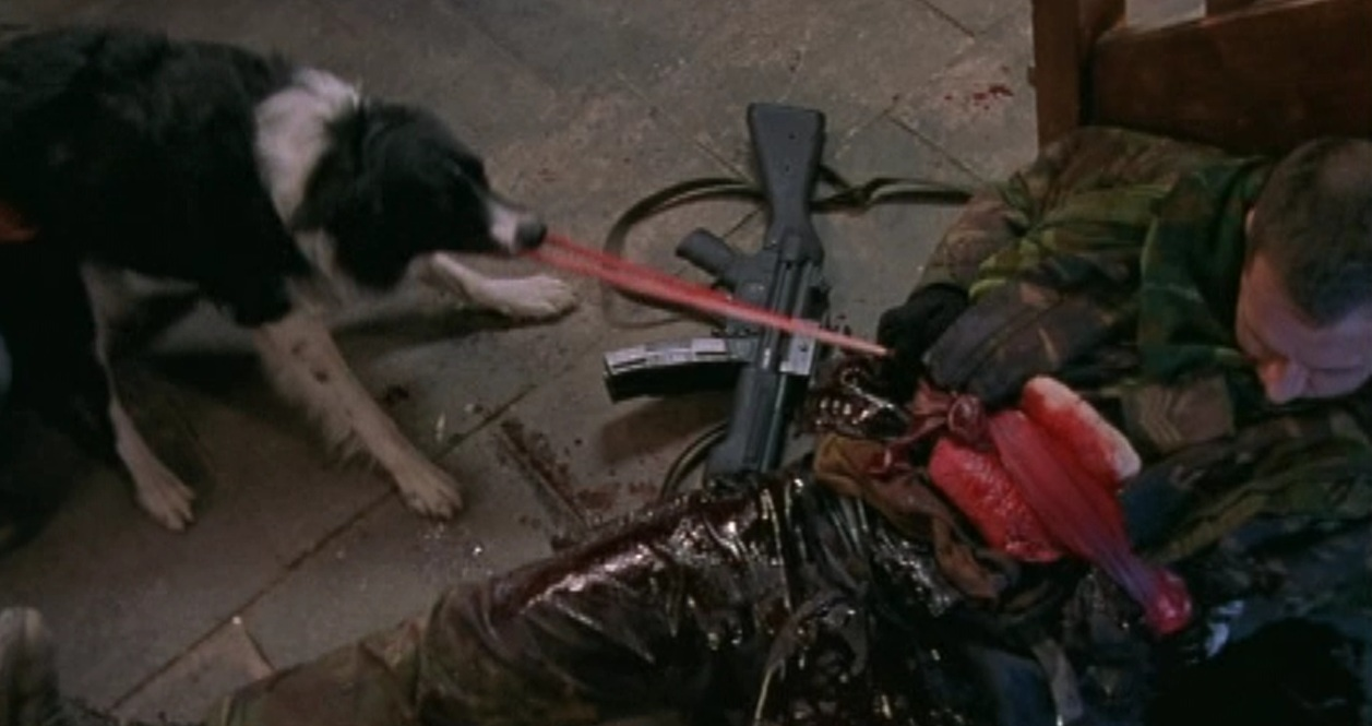 Amateur Teratologist: Werewolves Ate My Platoon: Dog Soldiers