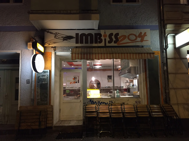 Imbiss 204 in Berlin