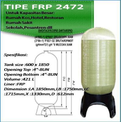 frp tank 2472