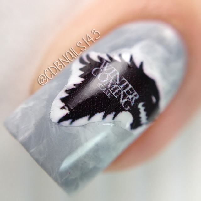 Sweet World of Nails-Game of Thrones