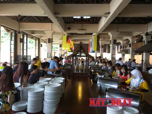 Tempat Makan di Pulau Redang