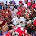 Buhari Bags Chieftaincy Title In Ebonyi Against IPOB's Threat