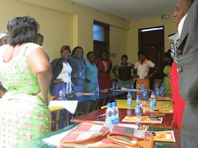 профсоюзное обучение Кения