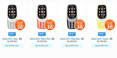 harga-pre-order-nokia-3310-reborn-dinomarket