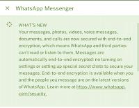 Whatsapp End To End Encryption Sistem Keamanan Enkripsi aplikasi chat Terbaik untuk aktivis politik
