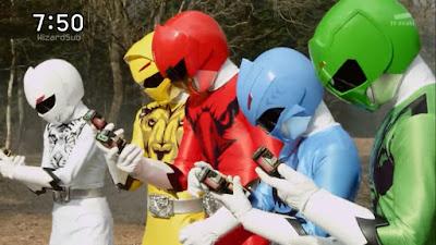 Doubutsu Sentai Zyuohger Episode 01 Subtitle Indonesia
