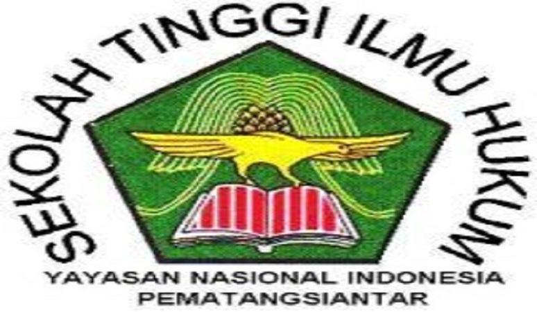 PENERIMAAN MAHASISWA BARU (STIH-YNI) 2018-2019 SEKOLAH TINGGI ILMU HUKUM YAYASAN NASIONAL INDONESIA