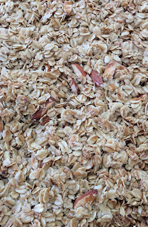 Gluten Free Almond Granola … Start Your Day the California Almond Way!
