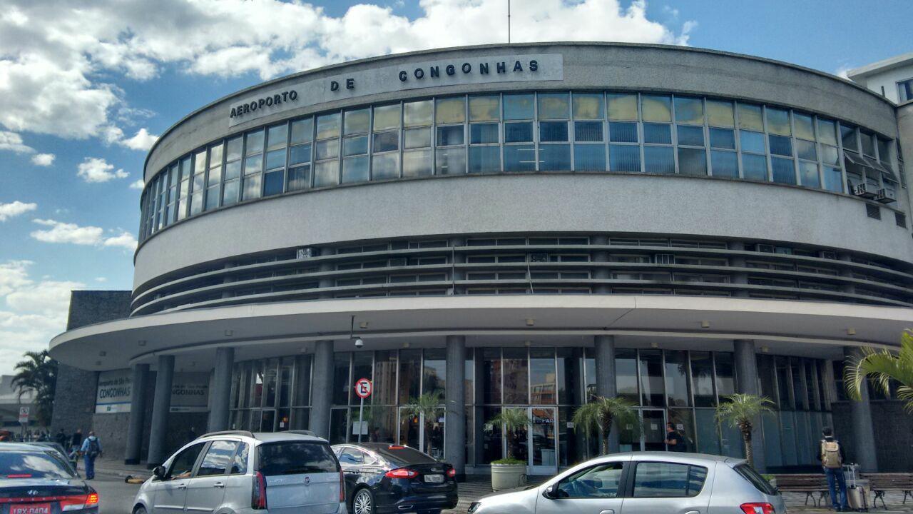 Aeroporto Sp : Histórias para viajar : conhecendo o aeroporto de congonhas em são