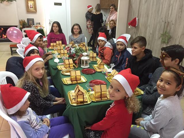 O κόσμος των γλυκών ζωντάνεψε» στην Εύξεινο Λέσχη Χαρίεσσας