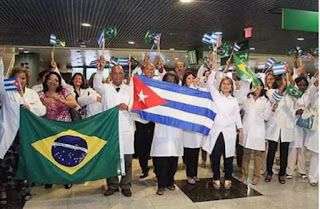 Cuba withdraws from Brazil's doctors programme
