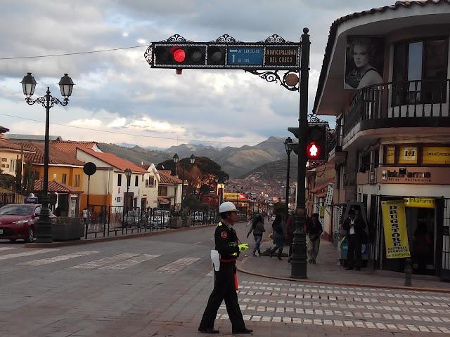 Avenida El Sol, Cuzco