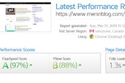 2 Situs Untuk Cek Kecepatan Loading Blog Kamu