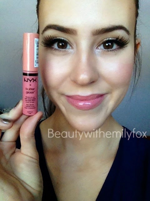 Beautywithemilyfox: NYX Butter Glosses + Lip Swatches
