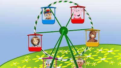 Peppa Pig. Canción de los juguetes 10