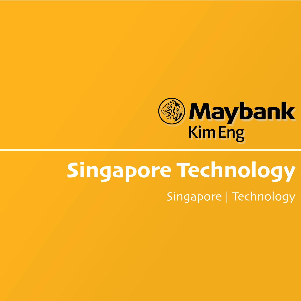 Singapore Technology Sector - Maybank Kim Eng Research | SGinvestors.io