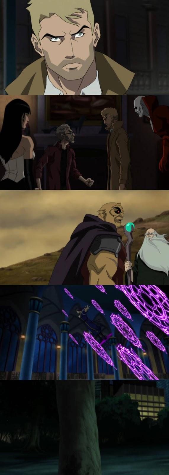 Justice League Dark (2017) HD 1080p Español Latino