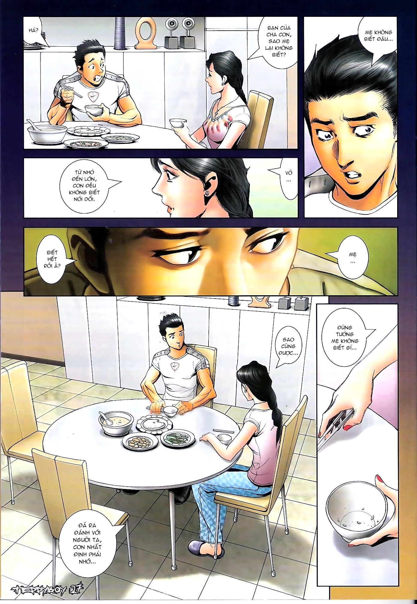 Người Trong Giang Hồ - Chapter 1304: Mâu công Thuẫn - Pic 24