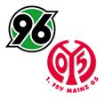 Hannover 96 - FSV Mainz