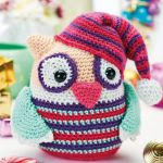http://www.topcrochetpatterns.com/free-crochet-patterns/sleepy-owl-toy
