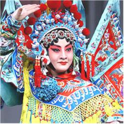 écouter l'opéra de Pékin