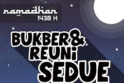 Download Undangan Bukber dan Halal bi Halal (.cdr)