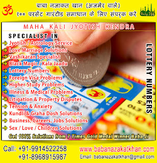 Lottery Numbers Solutions ludhiana punjab india