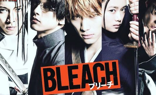 Bleach Live Action Movie (2018) Subtitle Indonesia