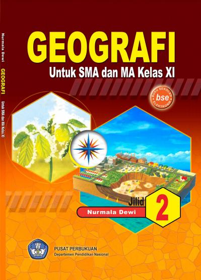 Download Buku Siswa KTSP SMA Kelas 11 Mata Pelajaran Geografi