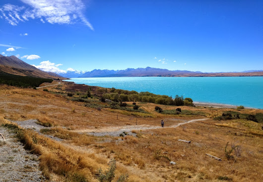 Mount Cook & Lake Tekapo