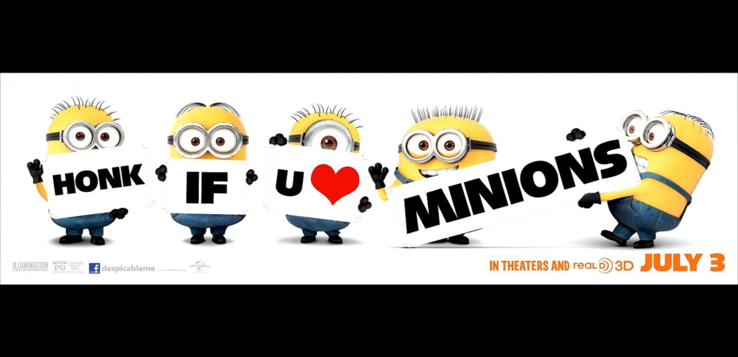 Despicable Me 2 Wallpaper and Background Image 1600x800 ID